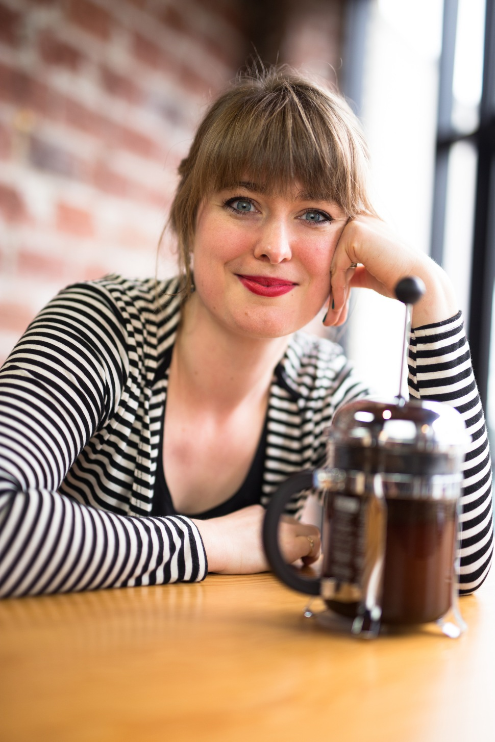 Emily McIntyre - Coffee Director - Portrait